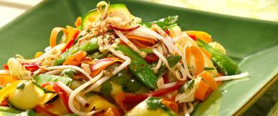 Veggie Noodle StirFry
