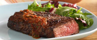 Sirloin with Chipotle