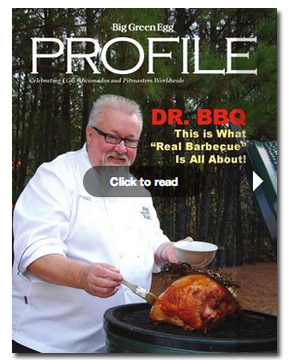 Big Green Egg Profile - Dr BBQ