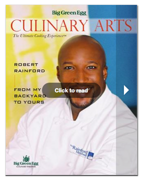 Culinary Arts - Robert Rainford