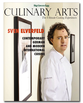 Culinary Arts - Sven Elverfeld