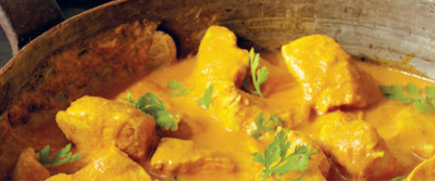 Raghavan Iyer's Chicken Curry