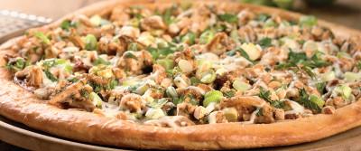 King Arthur Flour's Thai Pizza