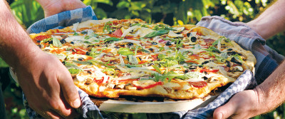 About Pizza - European Pizza