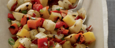 Cheryl Forberg's Root Vegetable Salad