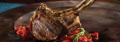 Martin Bosley's Lamb Chops