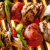 Red Gold's Chicken Fajita Skewers