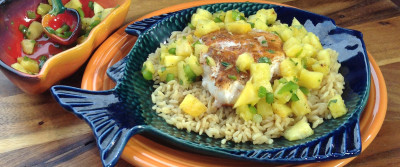 O'Neill Williams Grouper with Pineapple