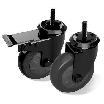 Locking Caster kit