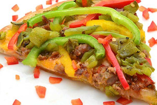 Hatch Chili Pizza